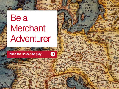 Be a Merchant from screen